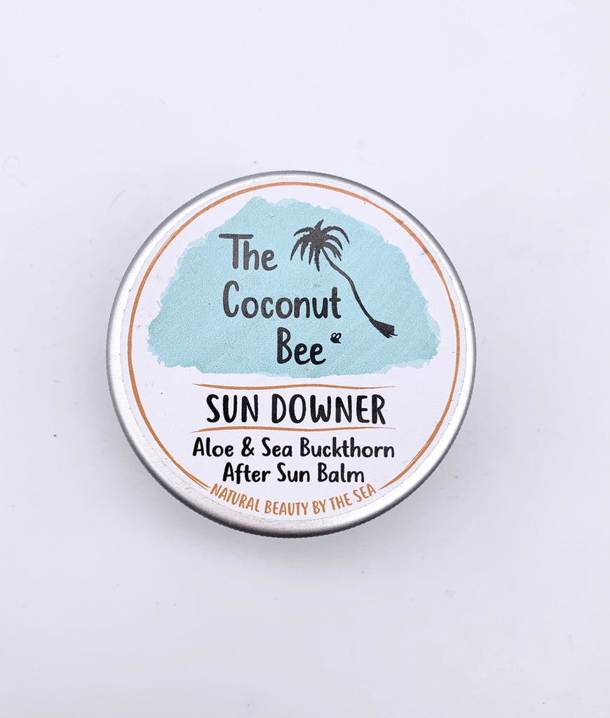 The Coconut Bee Sun Downer After Sun Balm - 100ml