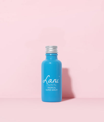 Lani Tropical Super Serum 30ml - Aluminium Lid