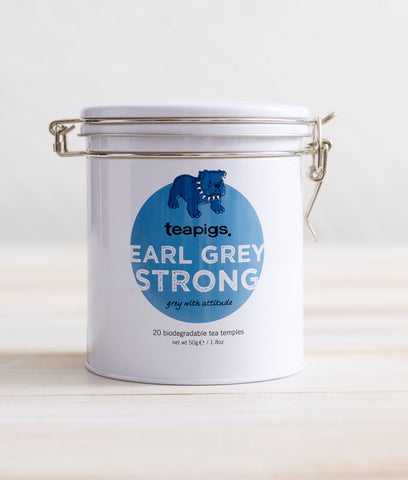 Teapigs Earl Grey Strong Tin of Tea