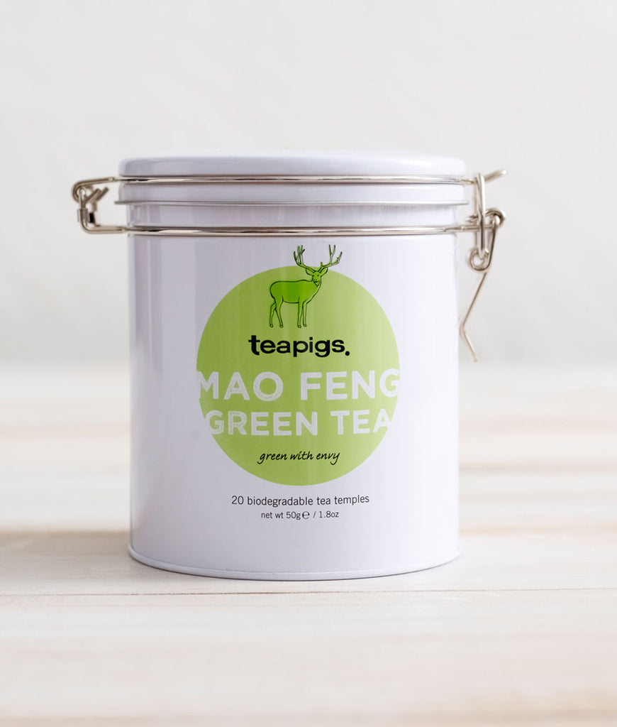 Teapigs Mao Feng Tin of Tea