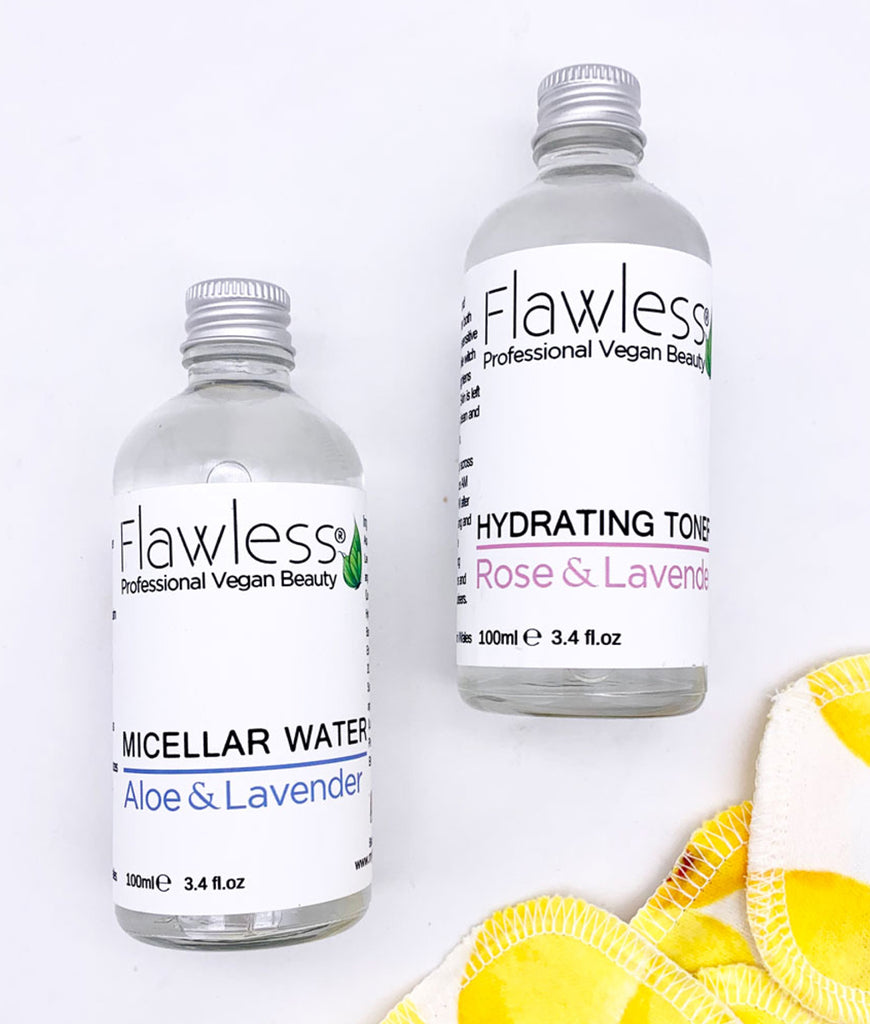 Flawless Hydrating Rose and Witch Hazel Toner - 100ml