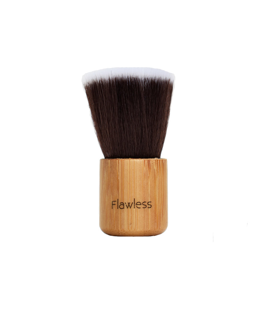 Flawless Mini Kabuki Bamboo Makeup Brush