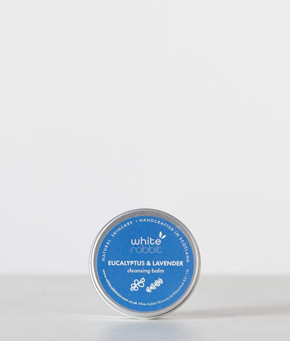 White Rabbit Skincare Eucalyptus & Lavender Cleansing Balm - 30ml