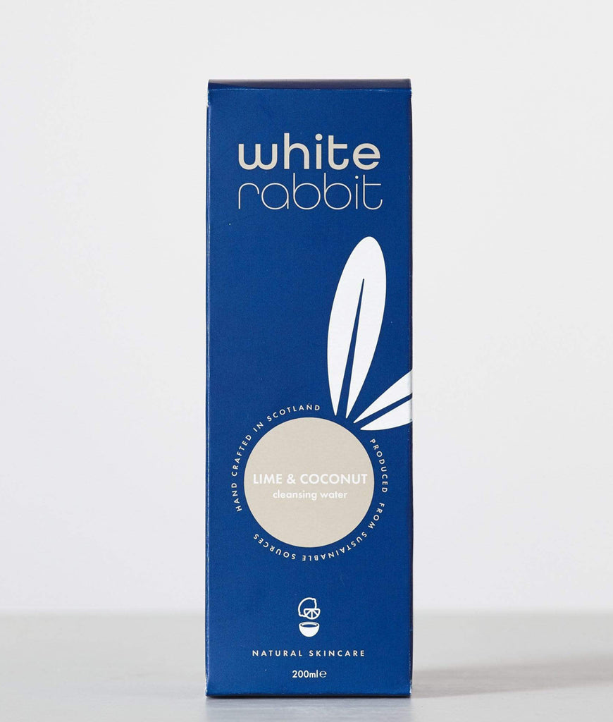 White Rabbit Skincare Lime & Coconut Cleansing Water - 200ml
