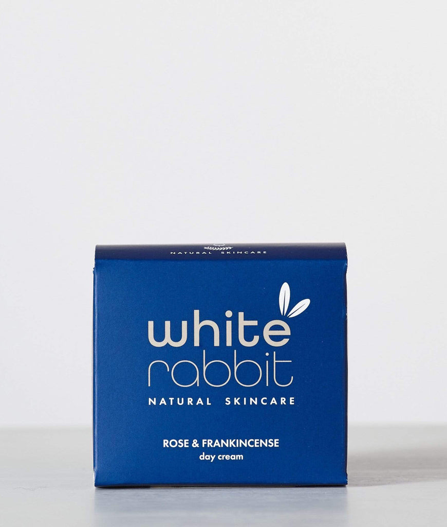 White Rabbit Skincare Rose & Frankincense Day Cream - 100ml