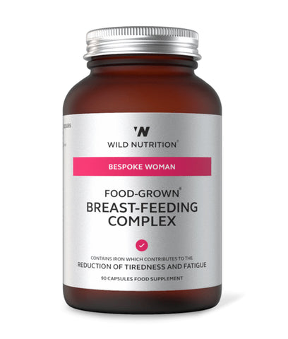 Wild Nutrition Breast Feeding Complex Food-Grown®
