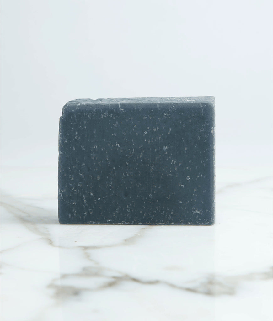 Wild Sage + Co Charcoal Detox Soap 100g - Naked