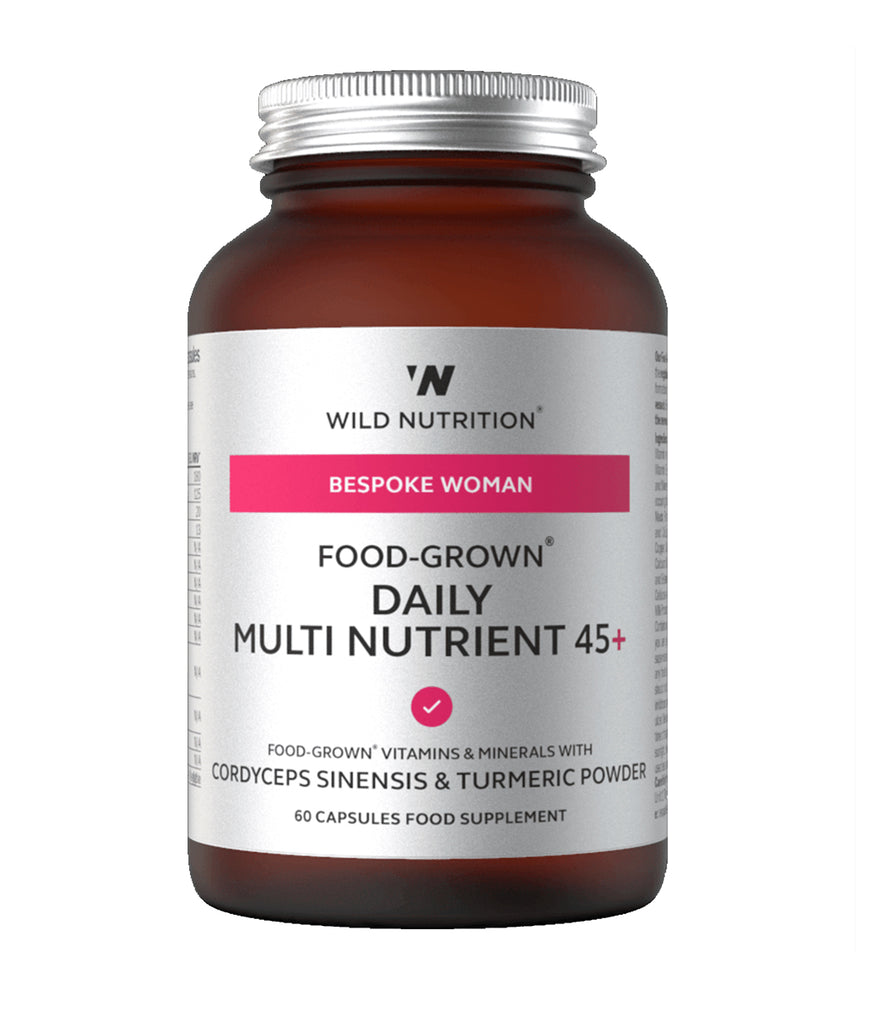 Wild Nutrition Women's 45+ Food-Grown®