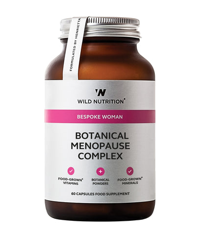 Wild Nutrition Botanical Menopause Complex Food-Grown®
