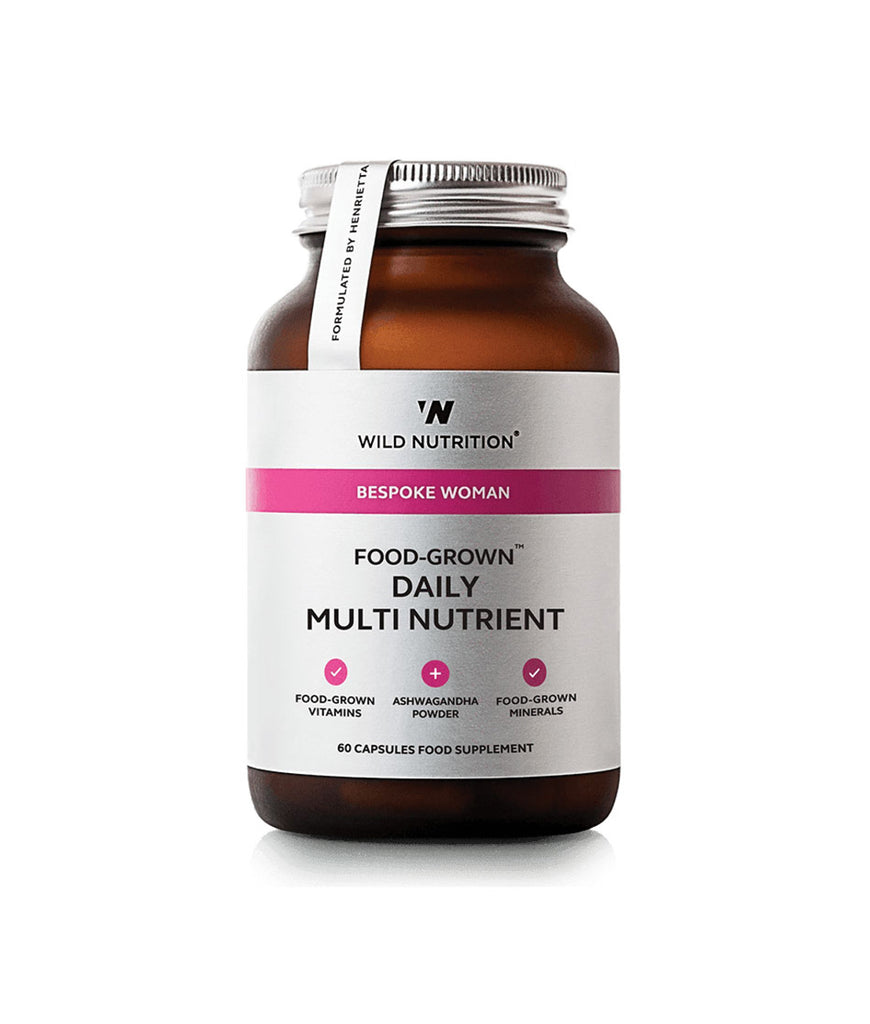 Wild Nutrition Women's Daily Multi Nutrient Food-Grown®