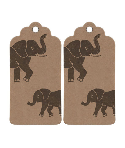 Wrapped By Alice Wrapping Set - Elephant