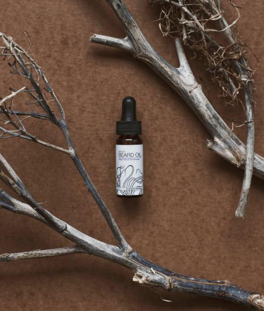 Brighton Beard Co Old Joll's Beard Oil 30ml - Ylang Ylang & Sandalwood