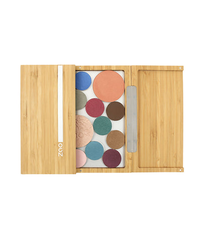 Zao Bamboo Magnetic Palette - Extra Large