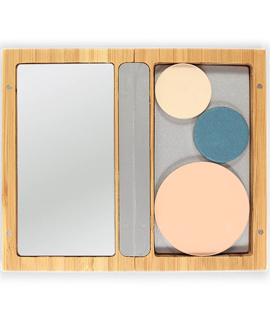 Zao Bamboo Magnetic Palette - Medium