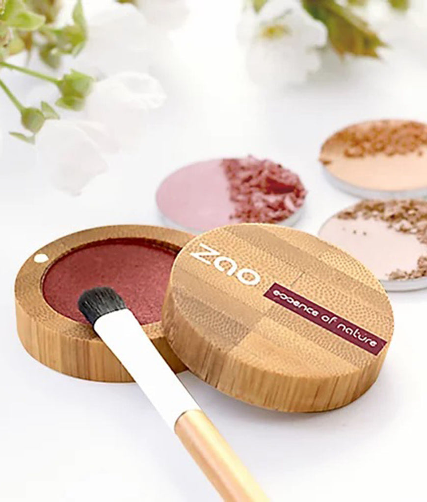 Zao Dark Pearly Eyeshadow