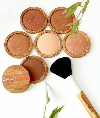 Zao Compact Bronzer