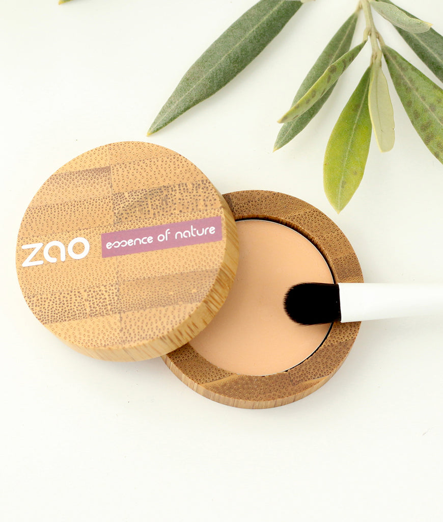 Zao Cream Eye Primer - Refill