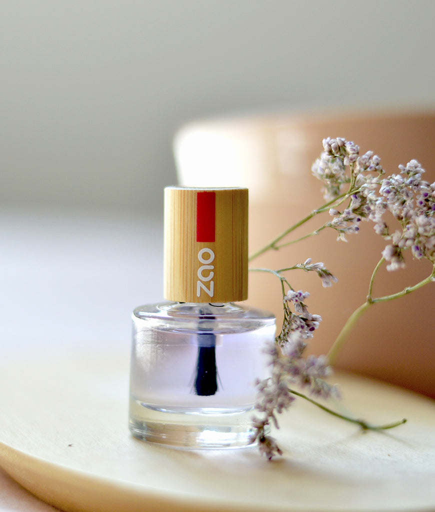 Zao Nail Hardener Base Coat