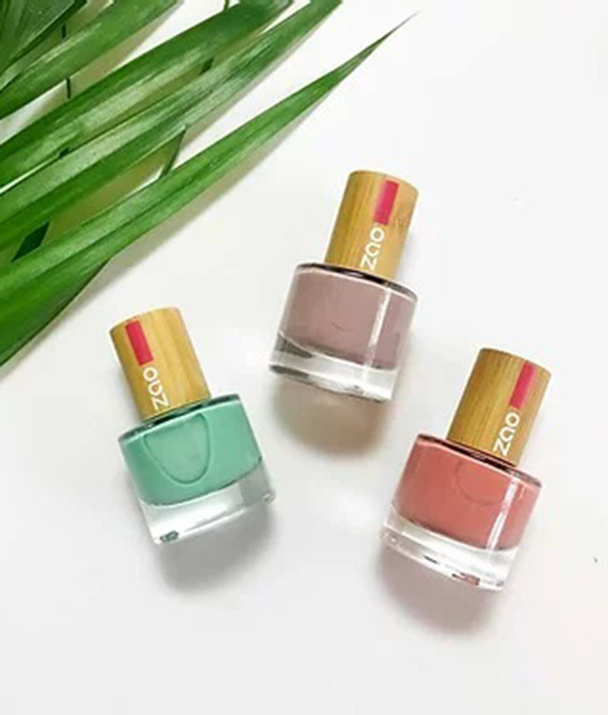Zao Light Nail Polish