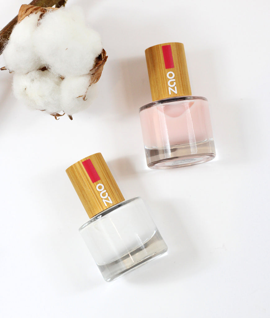 Zao Neutral Nail Polish