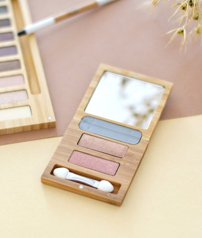 Zao Pearly Eyeshadow - Rectangle Refill