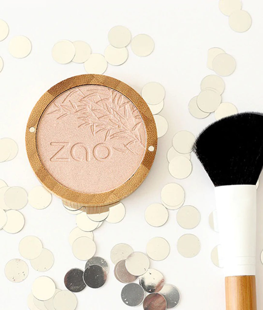 Zao Shine-Up Powder