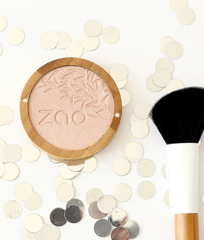 Zao Shine-Up Powder - Refill
