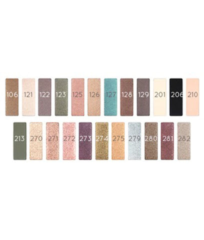 Zao Ultra Pearly Eyeshadow - Rectangle Refill