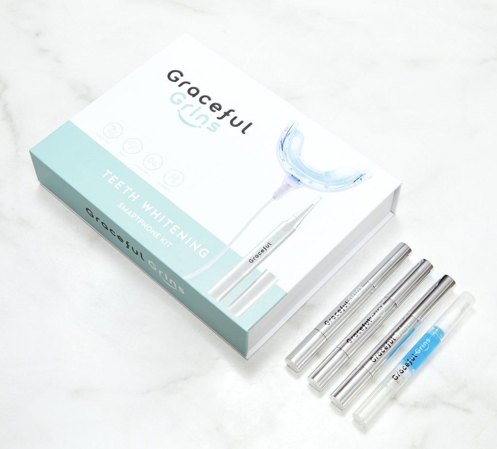 Copy of GracefulGrins Teeth Whitening™ System - GracefulGrins