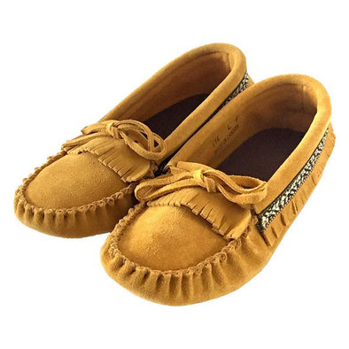 Women's Moccasins-Style 198