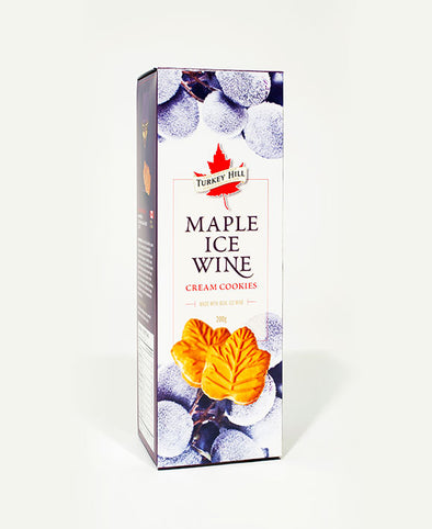 Maple Ice wine cookies