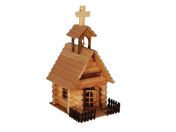 Country Chapel Log Cabin Kit