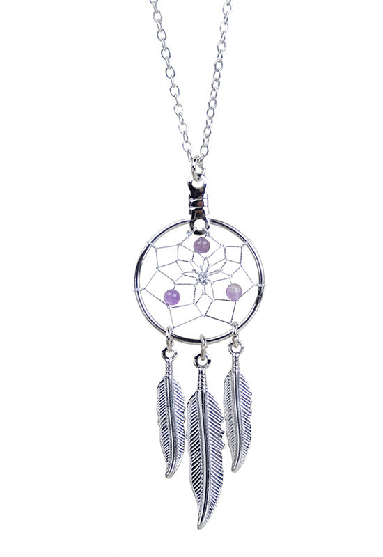 DC1702-P-NECKLACE-AMETHYST  MON01