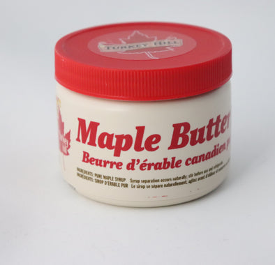Maple Butter Plastic jar