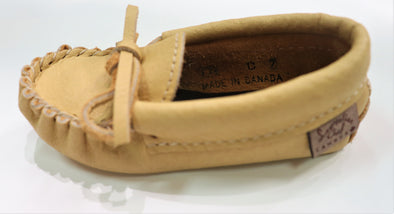 MOOSE HIDE MOCASSIN