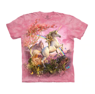 Kids' T-Shirt - Awesome Unicorn