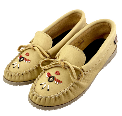 Women's  Beaded Moccasin-Style 7456
