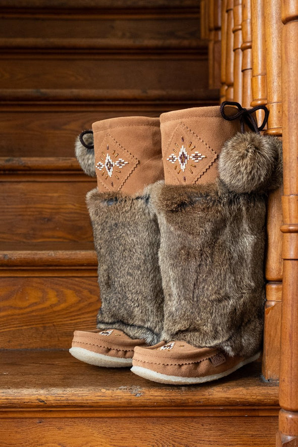 "Women's 16"" Suede Mukluks-Style 980447"