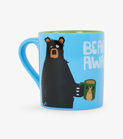 Bearly Awake Ceramic Mug