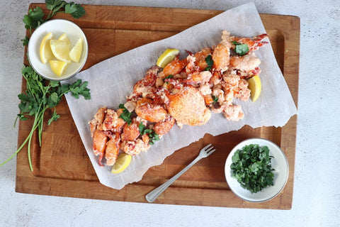 Butter Poached Lobster Meat