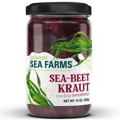 Sea-Beet Kraut (Fresh Maine Kelp)