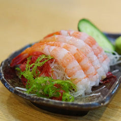 Northern Coldwater Water Sweet Shrimp Sushi