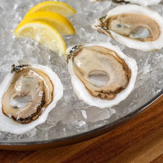 Running Tide Oysters