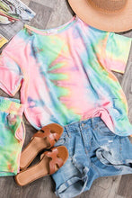 Load image into Gallery viewer, First Love Tie Dye Top
