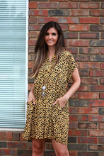 Load image into Gallery viewer, Umgee Honey Animal Print Dress