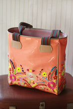 Load image into Gallery viewer, Consuela Emmi Coral Classic Tote