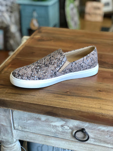 Boutique by Corkys Python Sneaker in Tan Snake