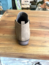 Load image into Gallery viewer, Pierre Dumas Zoey-21 Ankle Boots in Taupe - June Adel