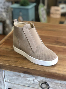 Boutique by Corkys Killeen Sneakers in Taupe