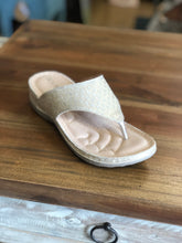 Load image into Gallery viewer, Boutique by Corkys Roman Sandals in Gold